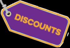 abss discounts